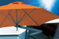 Terrace Umbrellas