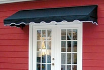 Visor Window Awnings